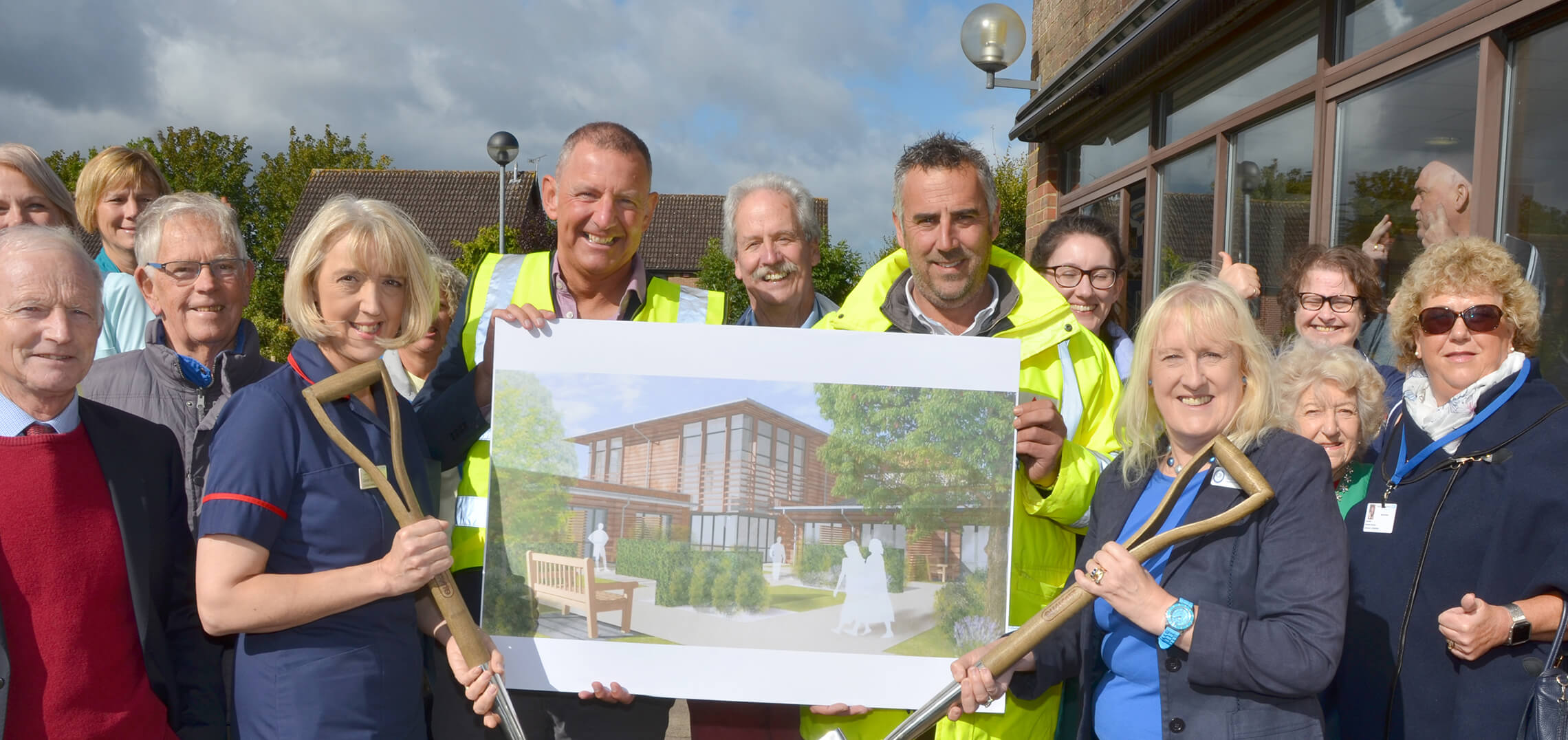 £3.6m Countess of Brecknock Hospice expansion